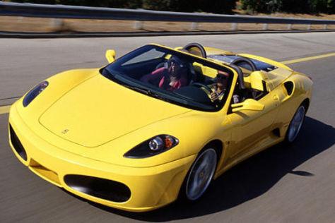 Ferrari-Lieferzeiten