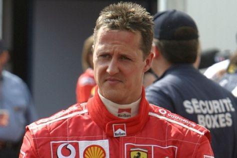 Die Zukunft von Michael Schumacher