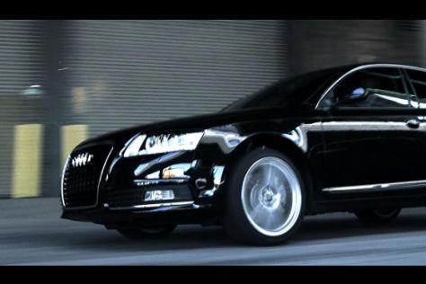 Werbespot Audi A6 3.0 FSI