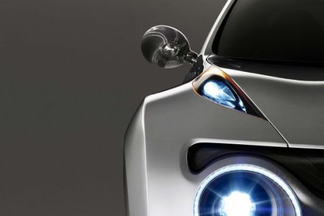 Nissan-Studie Quazana