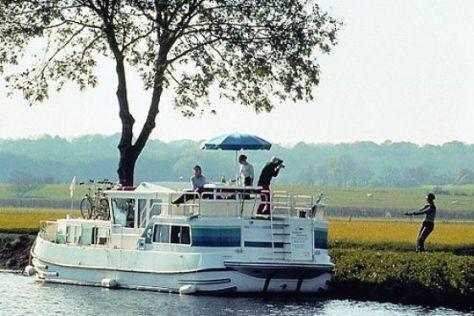 Locaboat Hausboot-Tour