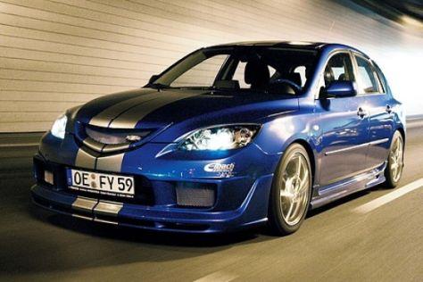 Eibach-Mazda 3