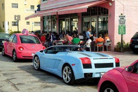 Fahrbericht Lamborghini Gallardo Spyder