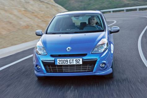 Renault Clio Facelift 2009