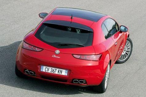 Verkaufsstart Alfa Brera