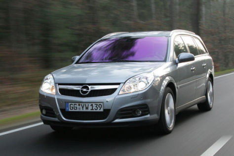 Opel Vectra Caravan Cosmo 1.9 CDTI
