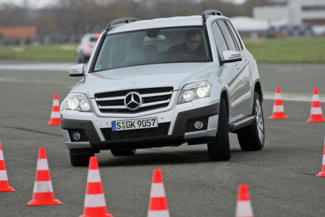 Kaufberatung Mercedes GLK