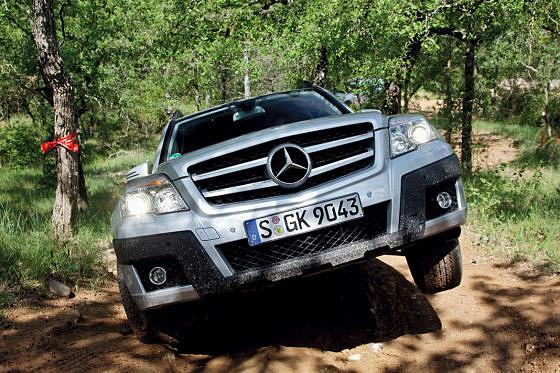 Mercedes-Benz GLK Bluetec Hybrid