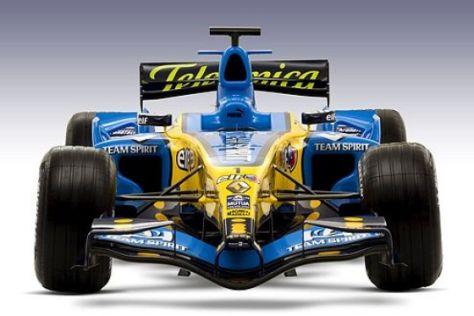Vorstellung Renault R26