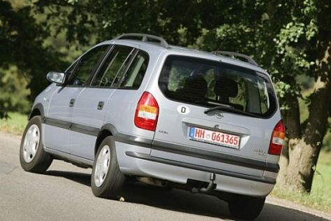 Gebrauchtwagen Opel Zafira A (1999–2005)