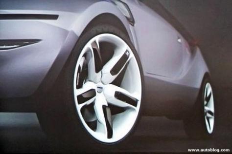 Studie Dacia Coupé Concept