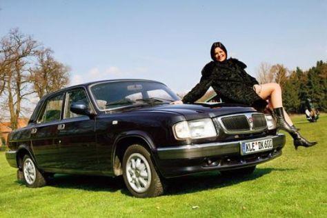 Rußland verstaatlicht den Fahrzeugbau