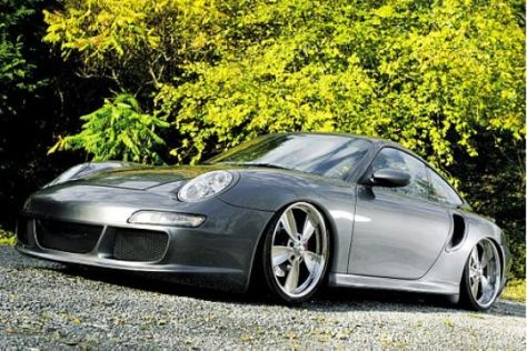 Porsche 911 Turbo von Youry Bioul