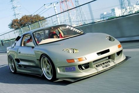Toyota MR2 von Ono-san