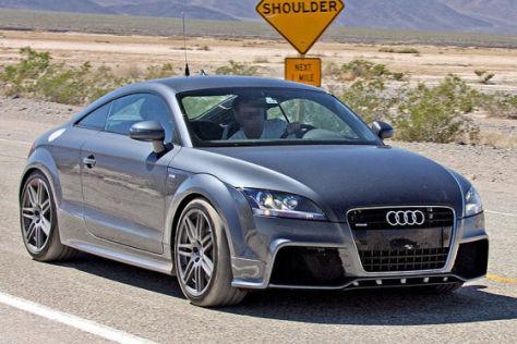Audi TT RS Erlkönig