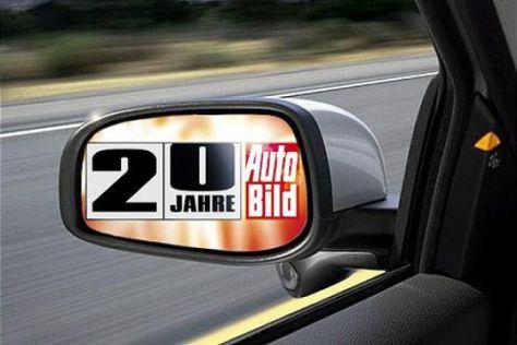 Rückblick 20 Jahre AUTO BILD