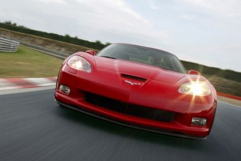 Fahrbericht Corvette Z06
