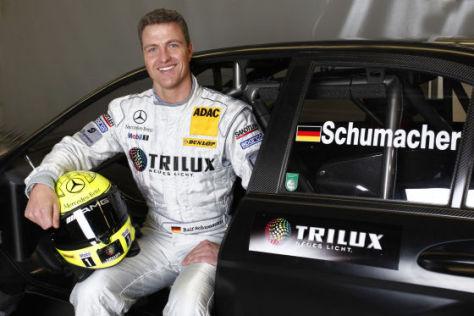 DTM 2009, Ralf Schumacher, DTM-AMG-Mercedes-C-Klasse 2009