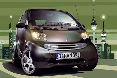 "Smart fortwo ""camouflage"""