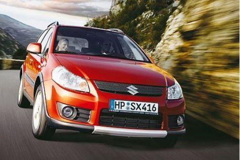 Fahrbericht Suzuki SX4