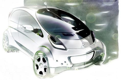 Mitsubishi i MIEV Prototype