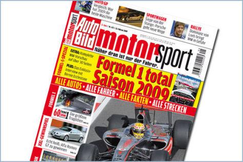 AUTO BILD MOTORSPORT 4/5-2009