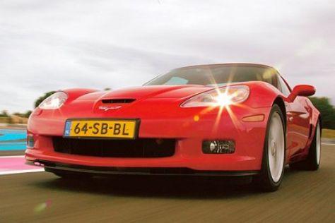Fahrbericht Corvette Z06 Coupé