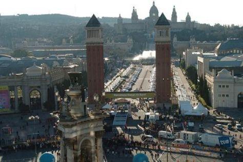 Formel-1-Urlaub in Barcelona