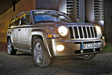 Jeep Patriot 2.4 Eco+