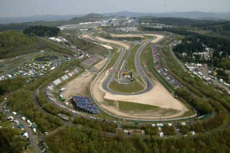 Nürburgring, Formel-1-Kurs