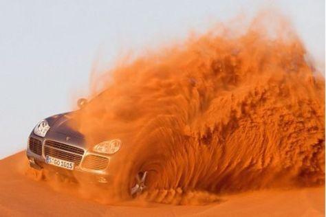 Fahrbericht Porsche Cayenne Turbo S