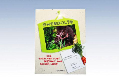 """Cover Kinderbuch """"Gwendolyn"""""""