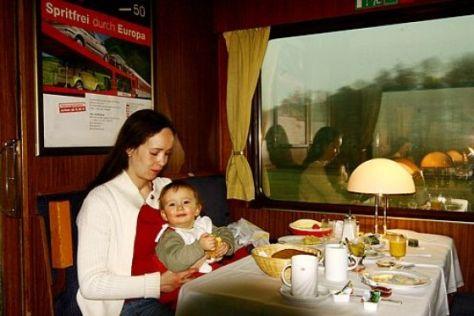 Urlaub mit DB Autozug