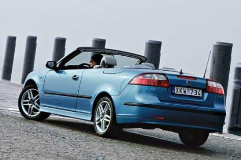 Test Saab 9-3 Cabrio 1.9 TiD