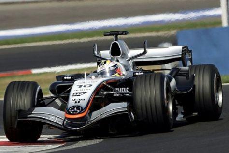 Formel 1-Machtkampf