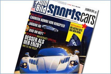 AUTO BILD SPORTSCARS 3/2006