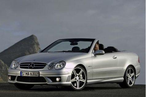 Mercedes CLS/CLK 63 AMG
