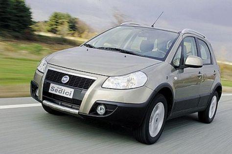 Fiat-Sedici-Gewinnspiel
