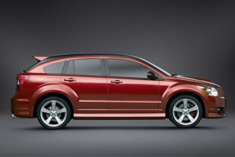 Studie Dodge Caliber SRT4