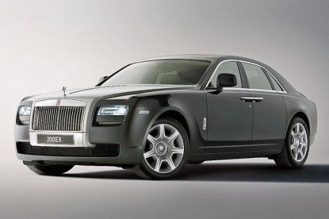 Studie Rolls-Royce 200EX
