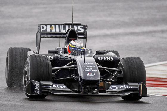 Formel-1-Saison 2009, Williams-Toyota FW31, Nico Hülkenberg