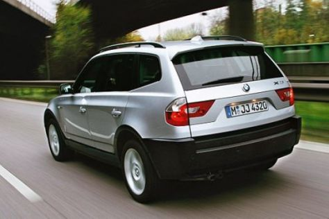 Test BMW X3 3.0d