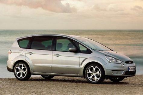 Ford S-Max/Galaxy 2006