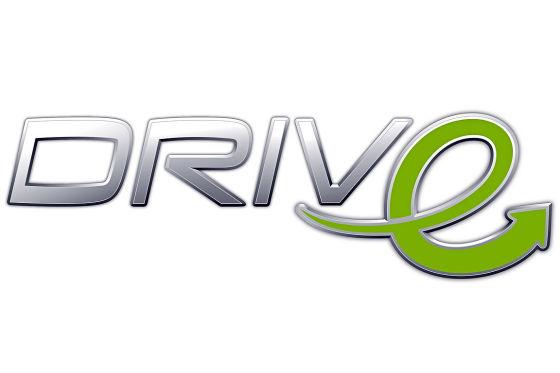 Volvo DRIVe Logo
