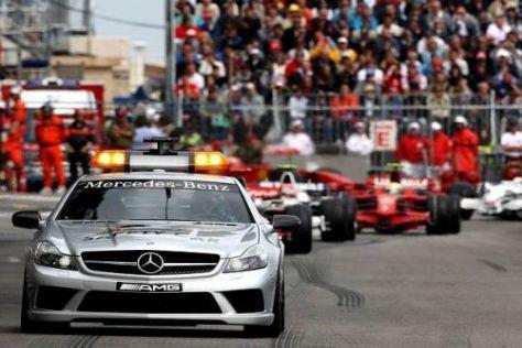 Ob in dem römischen Bezirk EUR echtes Monaco-Feeling aufkommen könnte?