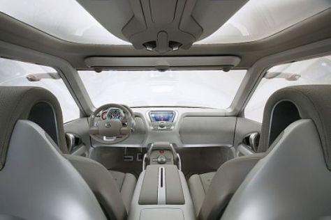 Erste Fotos vom Nissan Terranaut