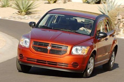 Fahrbericht Dodge Caliber