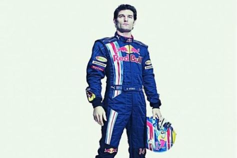 Mark Webber ist zurück: Mit dem RB5 nimmt er Kurs auf den ersten Sieg