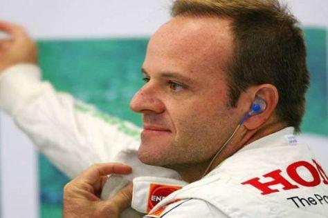 Verhandlungen laufen: Trägt Rubens Barrichello wieder einen Formel-1-Dress?