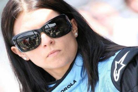 Das USF1-Team hat mehr als nur ein Auge auf Danica Patrick geworfen